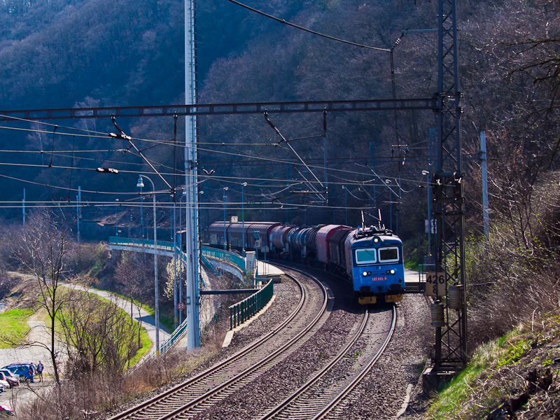 The ČD Cargo 122 023-5 photo