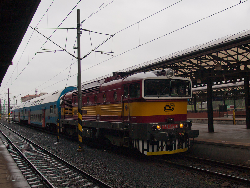 The ČD 754 044-6 Brejl photo