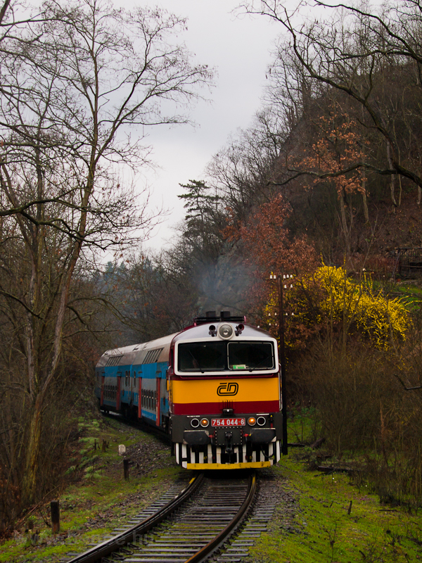 The ČD 754 044-6 Brejl picture