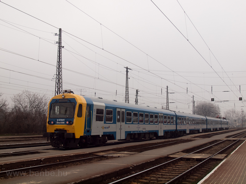 The Bmxt 006 is seen at Vác photo