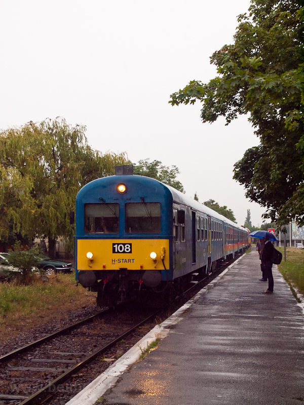 The Bdt 108 seen at Pestsze photo