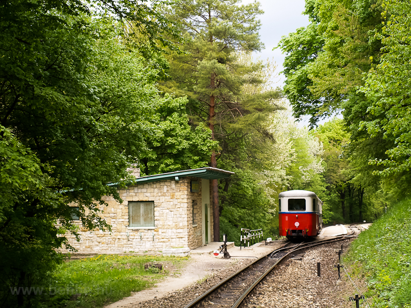 János-hegy station at the C photo