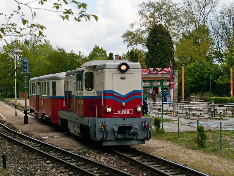 The Mk45 2002 seen at Szépj photo