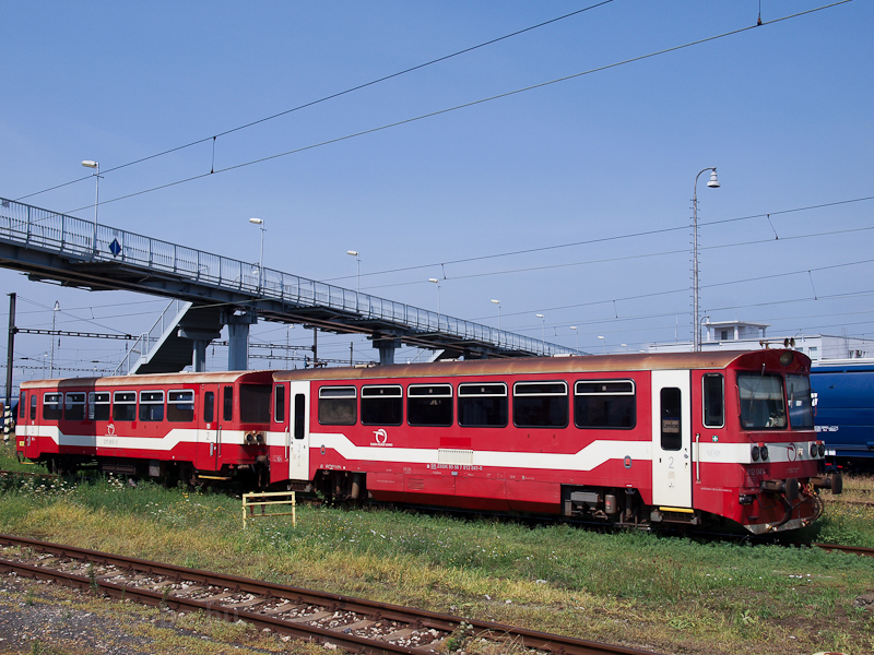The ŽSSK 812 041-6 at  photo