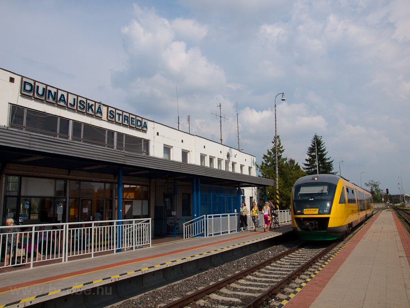 The RegioJet Desiro VT642.0 photo