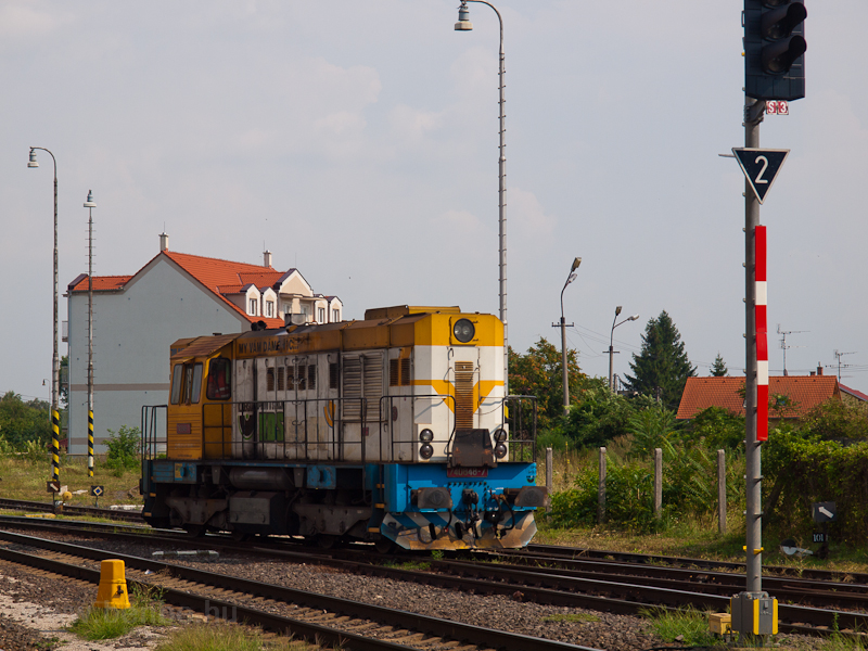 The shunter no. 740 848-7 s photo