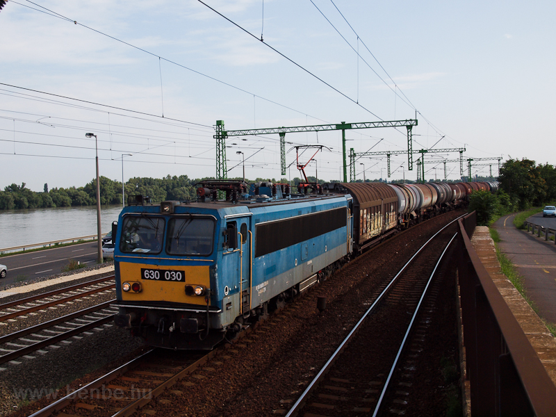 The 630 030 seen at Budafok photo