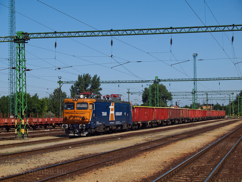Train Hungary's 040 073 photo