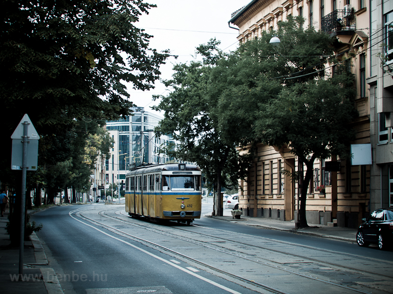 Bengáli historic tram photo
