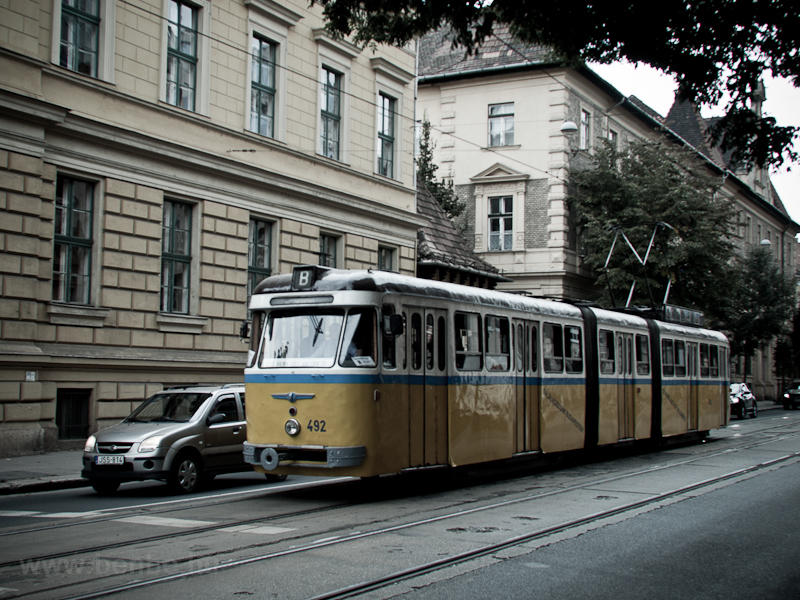 Bengáli historic tram picture