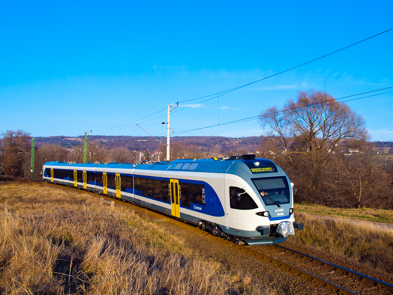 The new blue FLIRT of MÁV-S picture