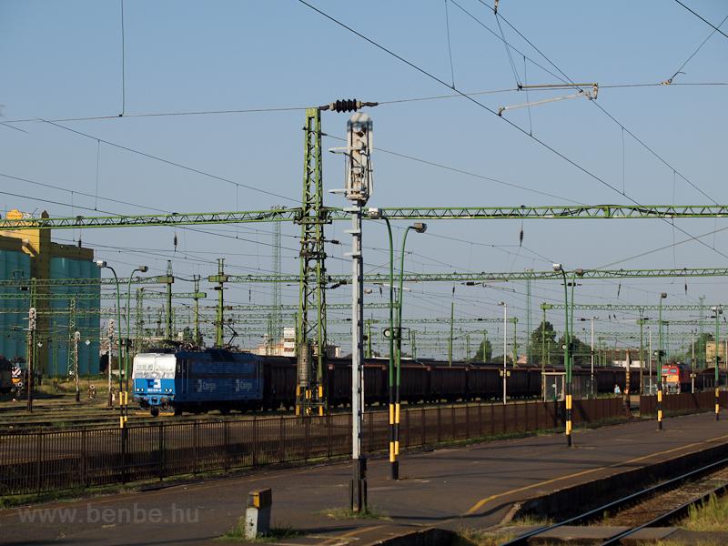 A CD Cargo 363 516-6 pályaszámú Eso mozdonya Székesfehérváron  fotó