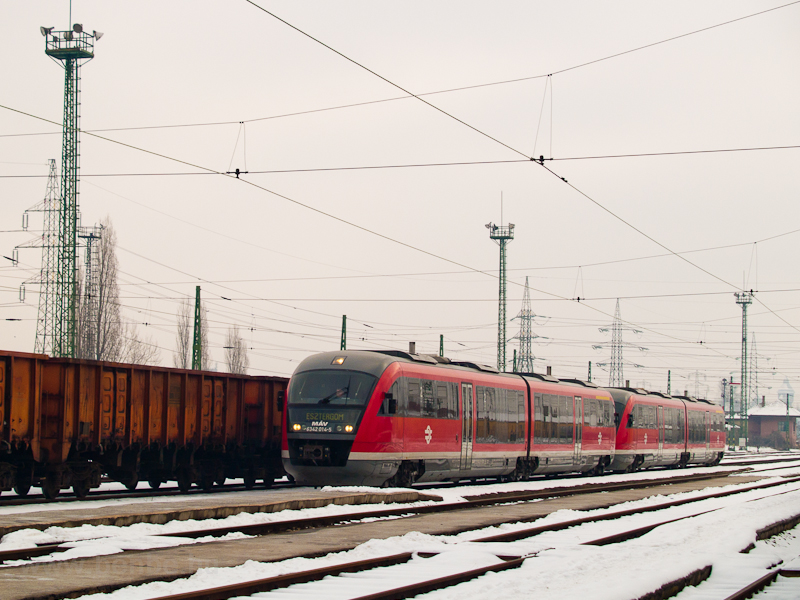The MÁV-START 6342 016-5 se photo