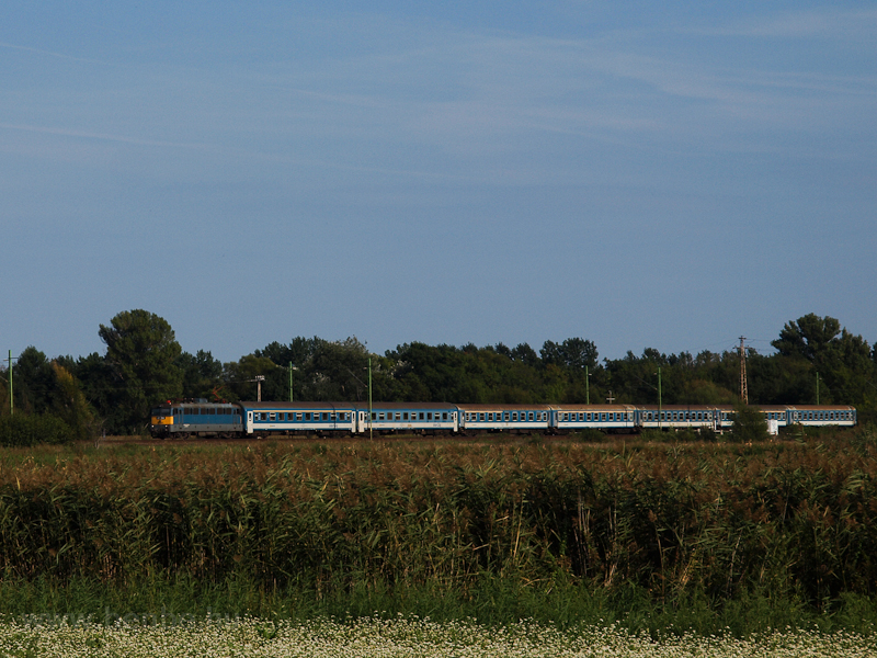 An InterCity from Szeged to photo