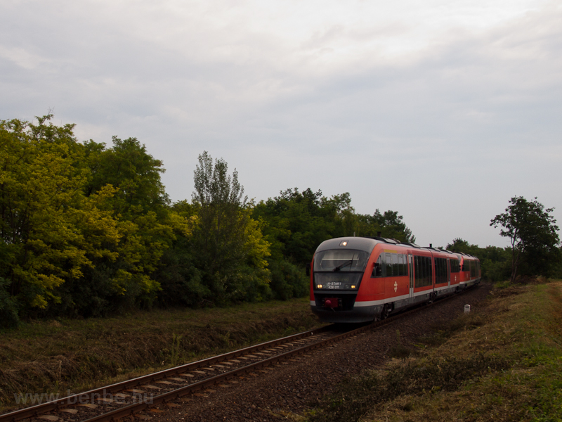 The MÁV-START 426 011 is se photo