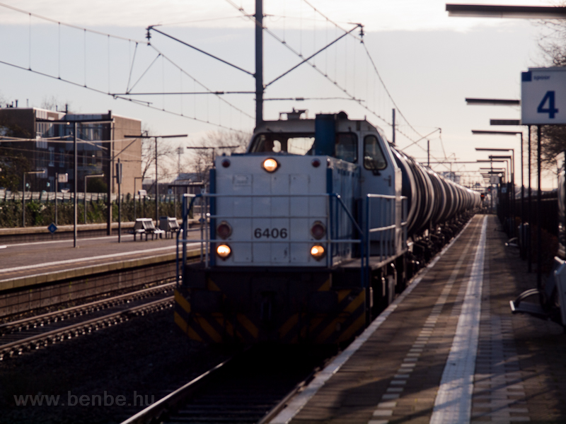 Freight train at Rotterdam  photo