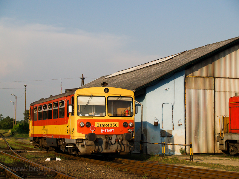 The Bzmot 350 seen at Balas photo