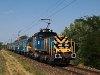 A 460 054 Taksony és Dunavarsány között - a meleg miatti sebességkorlátozásokat a Szöcskék jobban viselik