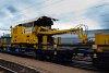 Track maintenance train