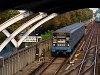 Vizipók (81-714) metró a Pillangó utcánál