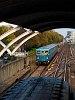 EV metró a Pillangó utcánál