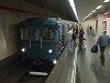 BKV EV/A class trainset at Stadionok