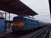 The 431 111 seen at Budapest-Keleti