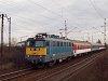 A 431 135 a Hernád IC-vel Füzesabonyban
