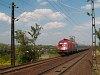Az ÖBB 1116 009-0 a Szombathelyre tartó Claudius InterCity vonattal Bicske alsónál