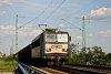 A V63 015 tehervonattal a Déli vasúti hídon