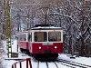 The rack railway by Erdei iskola