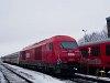 Az ÖBB 2016 045-3 pályaszámú Herkules Wolfsberg állomáson