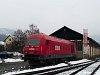 Az ÖBB 2016 062-8 pályaszámú Herkules Wolfsberg állomáson az ÖBB Traktion fűtőházánál