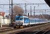 A ČD 151 027-0 Kraloupy nad Vltavou állomáson