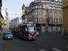 A 8262 számú Tatra T3R.PLF kocsi a Kárlovo náméstinél