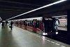 Siemens M1 metrószerelvény a hlavní nádražin