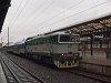 A ČD 754 031-3 Prágában