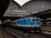 A ČD 371 001-9 Praha hlavní nádražín