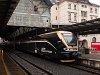 A LEO Express FLIRT motorvonata Prágában