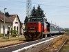 A MÁV-TR 478 321 Csömödér-Páka állomáson
