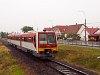 A MÁV-START 416 015 (ex. 6341 sorozat) Gyálon