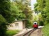 János-hegy station at the Children's Railway