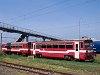 A ŽSSK 812 041-6 Párkányban