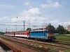 A MÁV-START 431 152 pályaszámú Szili Komárom-Északi pályaudvaron
