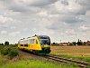 A RegioJet (ex Vogtlandbahn) VT 642.04 Tany-Nemesolcsa (Zemianska Olča, Szlovákia) és Ekel (Okoličná na Ostrove, Szlovákia) között