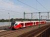 The MÁV-START 5341 022-1 seen at Budafok