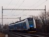 A ČD 650 006-0 <q>RegioPanter</q> motorvonat Brnoban