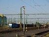 A CD Cargo 363 516-6 pályaszámú Eso mozdonya Székesfehérváron