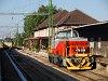 A MÁV-TR 478 328 Várpalota állomáson