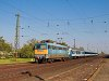 V43 1019 3G InterCity kocsikkal Hort-Csányban
